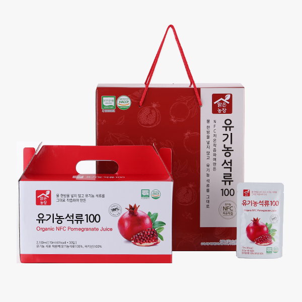 유기농 석류즙(채움/60팩)